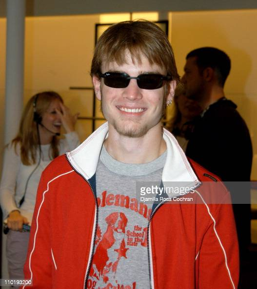 David Gallagher during RAY BAN at the 11th Annual Kids for Kids Celebrity Carnival to Benefit the Elizabeth Glaser Pediatric AIDS Foundation at...