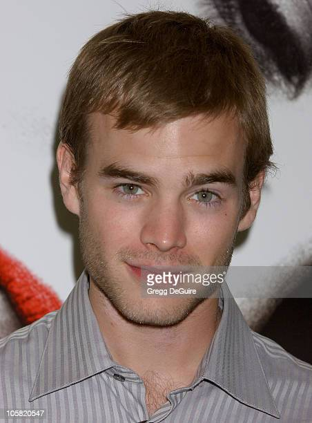 David Gallagher during 'The Quiet' Screening at Sony Studios in Culver City California United States
