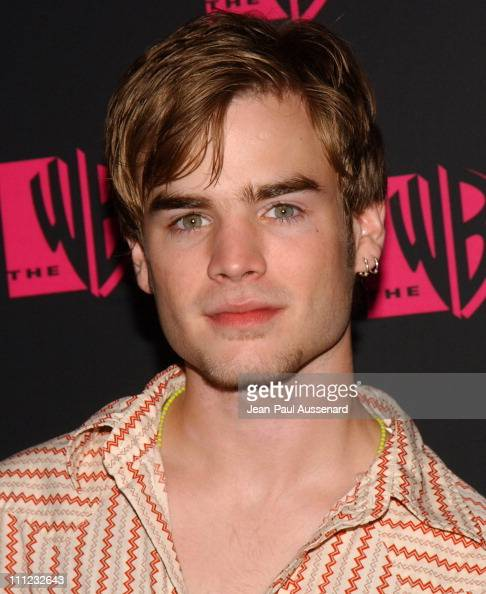 David Gallagher during The WB Network's 2004 All Star Summer Party Arrivals at The Lounge at Astra West in Los Angeles California United States