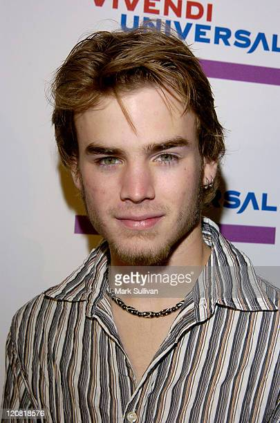 David Gallagher during Vivendi Universal Games E3 Kickoff Party at Avalon Hollywood at Avalon Hollywood in Hollywood California United States