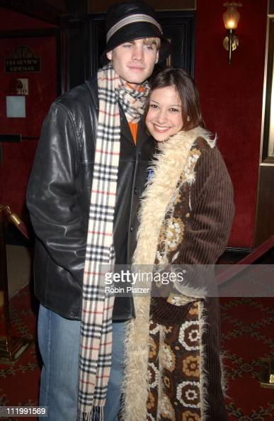 David Gallagher Lalaine during World Premiere of Cradle 2 The Grave at Ziegfeld Theater in New York New York United States