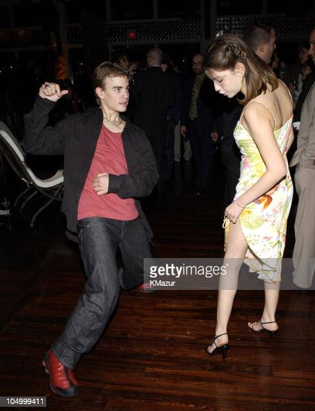 David Gallagher of '7th Heaven' during The WB Television Network Upfront Allstar Party at The Lighthouse at Chelsea Piers in New York City New York...