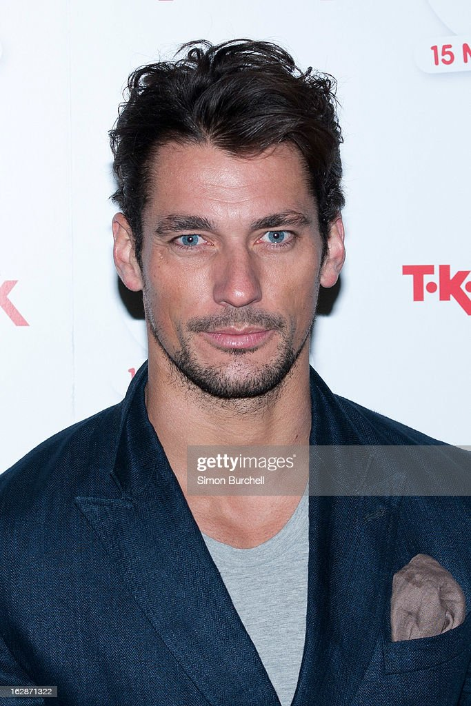 <a gi-track='captionPersonalityLinkClicked' href=/galleries/search?phrase=David+Gandy&family=editorial&specificpeople=4377663 ng-click='$event.stopPropagation()'>David Gandy</a> attends a fundraising cocktail party hosted by TK Maxx in aid of Comic Relief's Red Nose Day at The Royal Opera House on February 28, 2013 in London, England.