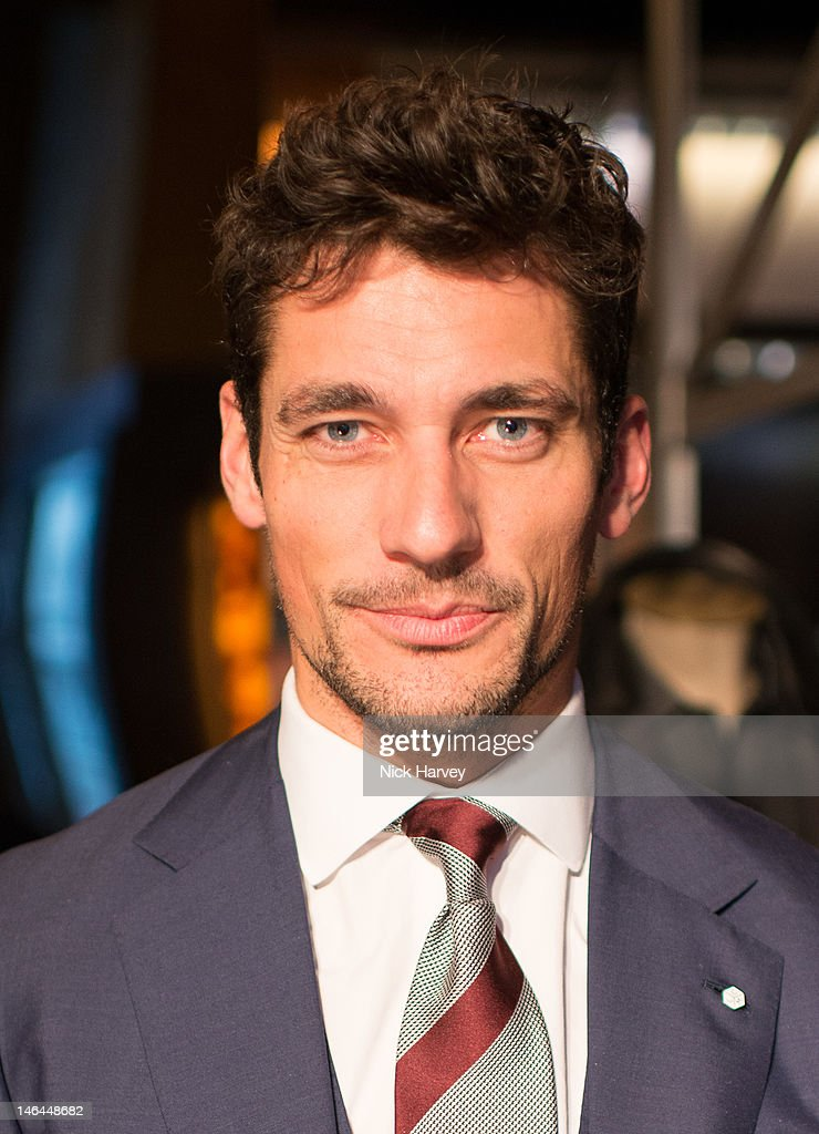 <a gi-track='captionPersonalityLinkClicked' href=/galleries/search?phrase=David+Gandy&family=editorial&specificpeople=4377663 ng-click='$event.stopPropagation()'>David Gandy</a> attends the Belstaff s/s 2013 collection, as part of London Collections: MEN at 50 St James on June 16, 2012 in London, England.