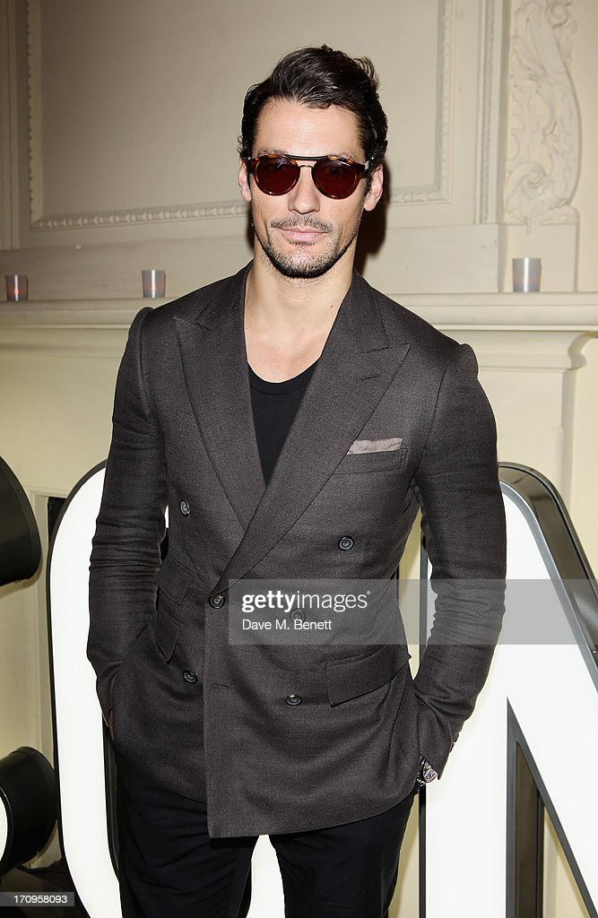 <a gi-track='captionPersonalityLinkClicked' href=/galleries/search?phrase=David+Gandy&family=editorial&specificpeople=4377663 ng-click='$event.stopPropagation()'>David Gandy</a> attends the Carrera Ignition Night at The House of St Barnabas on June 20, 2013 in London, England.