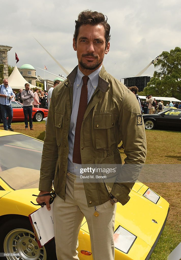 <a gi-track='captionPersonalityLinkClicked' href=/galleries/search?phrase=David+Gandy&family=editorial&specificpeople=4377663 ng-click='$event.stopPropagation()'>David Gandy</a> attends The Cartier Style et Luxe at the Goodwood Festival of Speed at Goodwood on June 26, 2016 in Chichester, England.