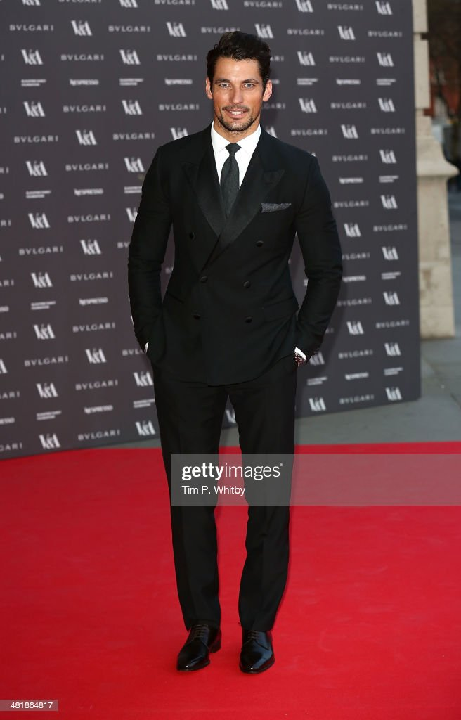<a gi-track='captionPersonalityLinkClicked' href=/galleries/search?phrase=David+Gandy&family=editorial&specificpeople=4377663 ng-click='$event.stopPropagation()'>David Gandy</a> attends the preview of The Glamour of Italian Fashion exhibition at Victoria & Albert Museum on April 1, 2014 in London, England.