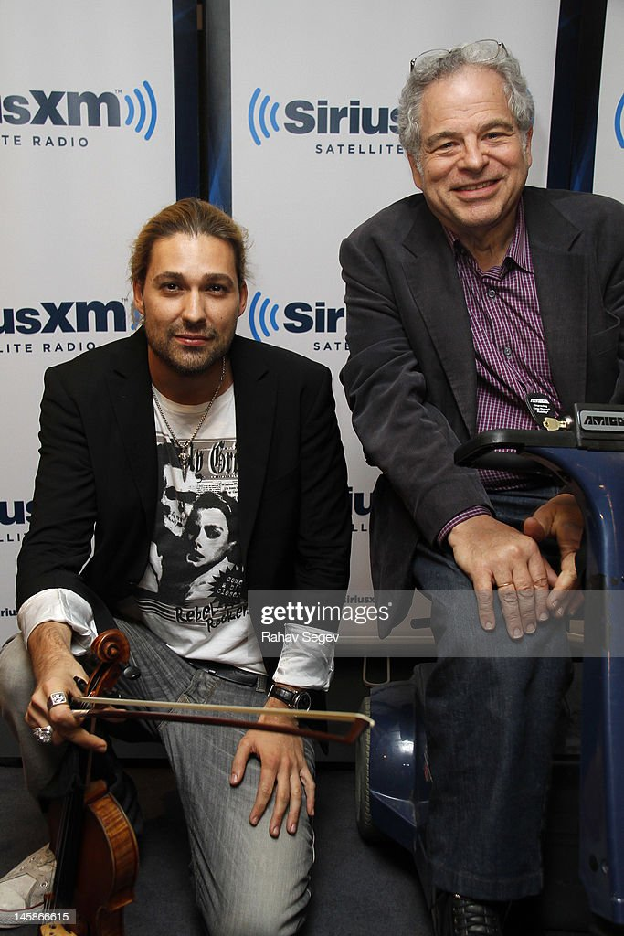 <a gi-track='captionPersonalityLinkClicked' href=/galleries/search?phrase=David+Garrett&family=editorial&specificpeople=4603343 ng-click='$event.stopPropagation()'>David Garrett</a> and <a gi-track='captionPersonalityLinkClicked' href=/galleries/search?phrase=Itzhak+Perlman&family=editorial&specificpeople=593397 ng-click='$event.stopPropagation()'>Itzhak Perlman</a> visit the SiriusXM Studio on June 6, 2012 in New York City.
