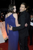 David Garrett and Tatjana Gellert attend the 48th Golden Camera Awards at the Axel Springer Haus on February 2 2013 in Berlin Germany