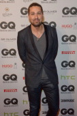 David Garrett arrives at the GQ Men of the Year Award at Komische Oper on November 7 2013 in Berlin Germany