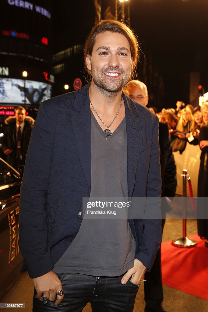 <a gi-track='captionPersonalityLinkClicked' href=/galleries/search?phrase=David+Garrett&family=editorial&specificpeople=4603343 ng-click='$event.stopPropagation()'>David Garrett</a> attends the Bambi Awards 2013 at Stage Theater on November 14, 2013 in Berlin, Germany.