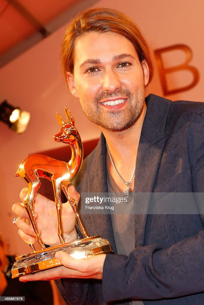 David Garrett attends the Bambi Awards 2013 at Stage Theater on ...