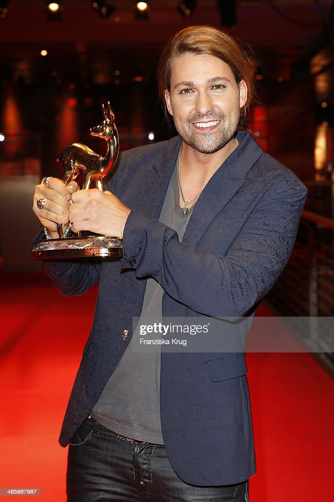 David Garrett attends the Bambi Awards 2013 at Stage Theater on November 14, 2013 in Berlin, Germany.
