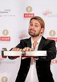 David Garrett attends the ECHO Klassik 2014 on October 26 2014 in Munich Germany