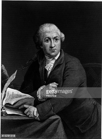 david garrick essay on acting 19th-century theatre  sarah siddons was first introduced to david garrick when nearing the end of his career  his acting style was static and declamatory,.