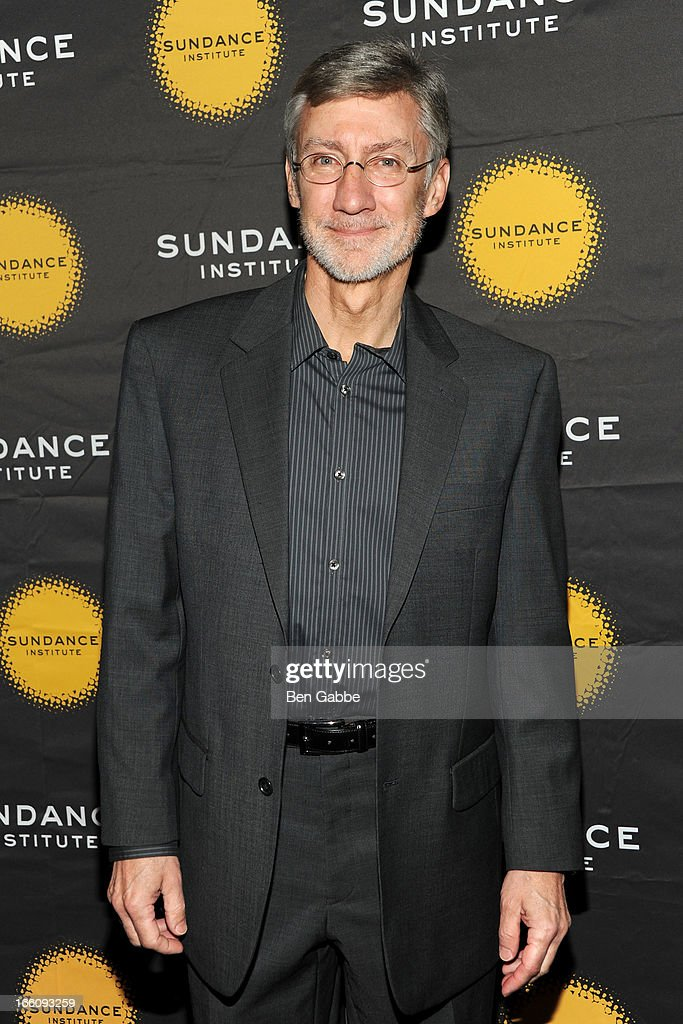 David Garrison attends the 2013 Sundance Institute Theatre Program Benefit at Stephen Weiss Studio on April 8, 2013 in New York City.