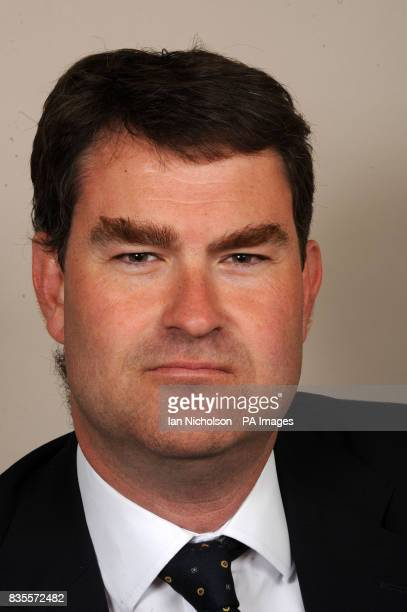 David Gauke Conservative MP for South West Hertfordshire is photographed in the Houses of Parliament in London