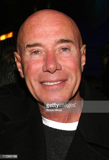David Geffen producer during 'Dreamgirls' New York Premiere After Party at Gotham Hall in New York City New York United States