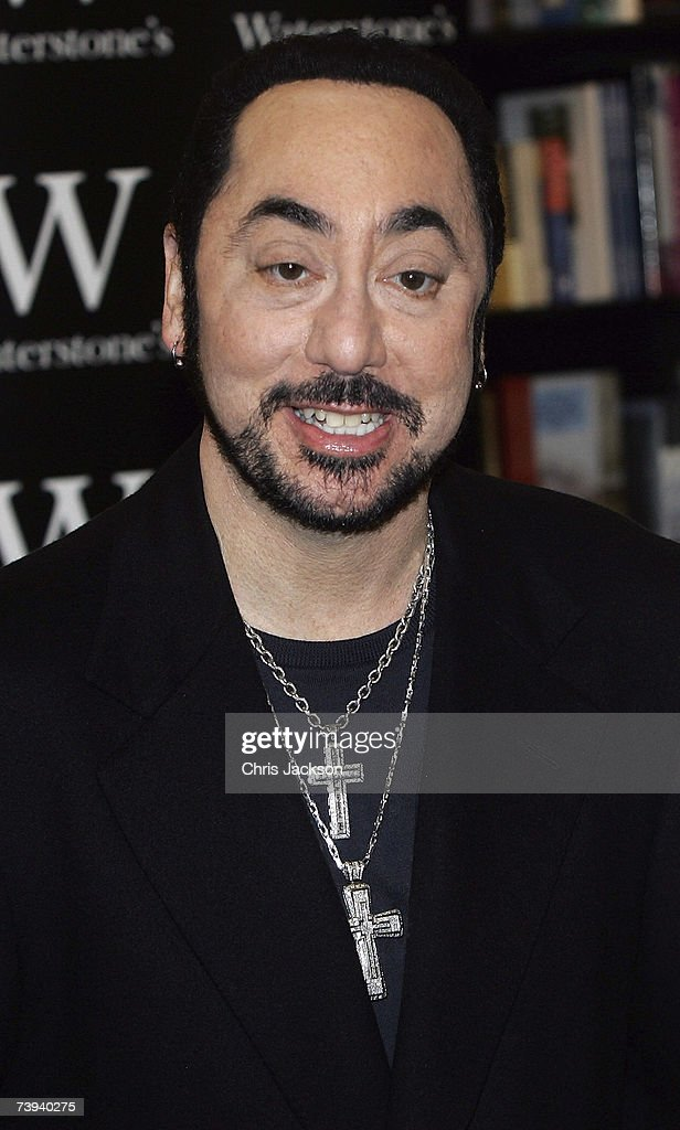 David Gest - Book Signing