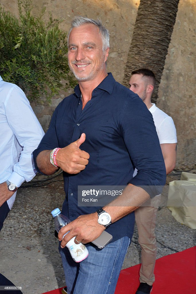 'Fight Night 2015' : Gala At La Citadelle de Saint Tropez