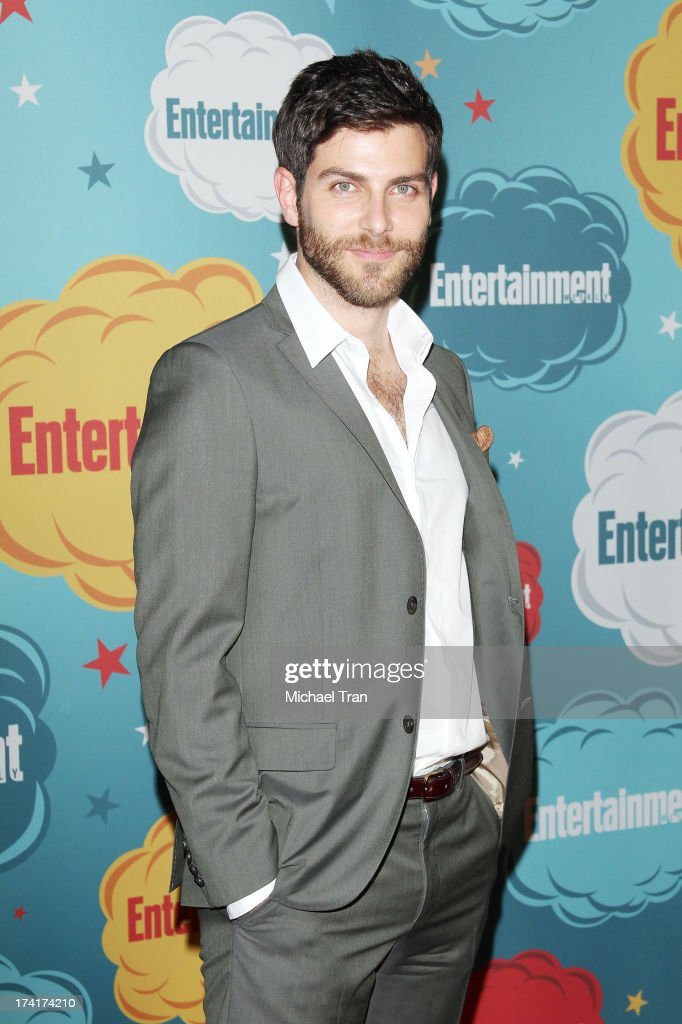 <a gi-track='captionPersonalityLinkClicked' href=/galleries/search?phrase=David+Giuntoli&family=editorial&specificpeople=8011911 ng-click='$event.stopPropagation()'>David Giuntoli</a> arrives at the Entertainment Weekly's Annual Comic-Con celebration held at Float at Hard Rock Hotel San Diego on July 20, 2013 in San Diego, California.