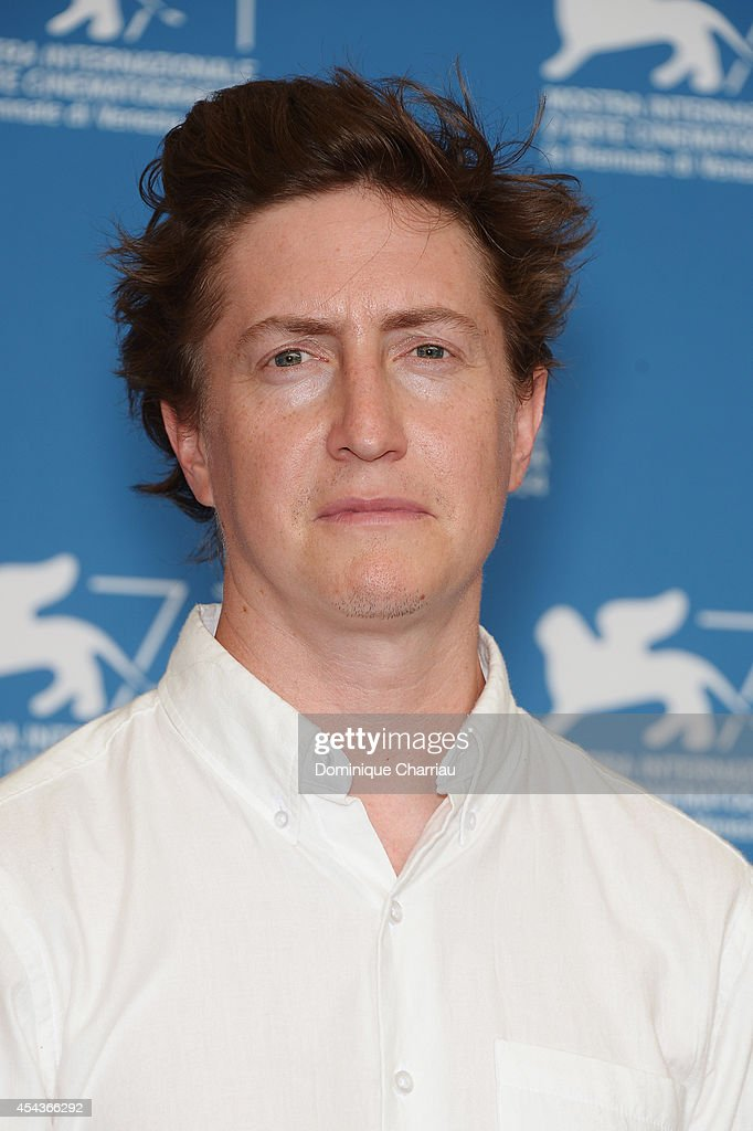 David Gordon Green attends the 'Manglehorn' photocall during the 71st Venice Film Festival on August 30 2014 in Venice Italy