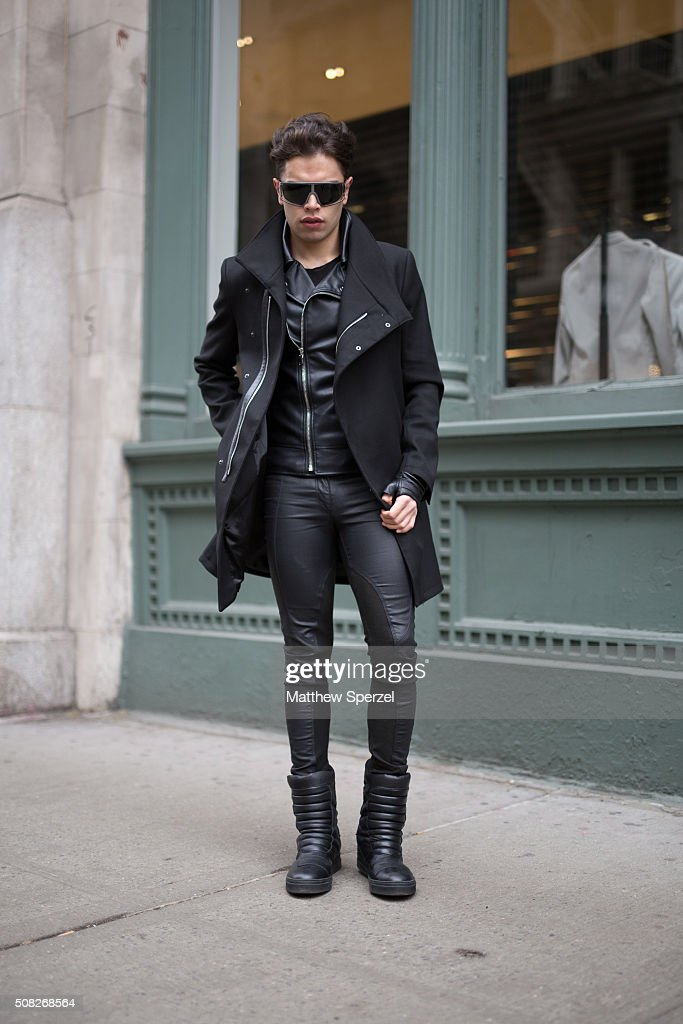 Street Style Day 1 New York Fashion Week Men 39 S Fall Winter 2016 Getty Images