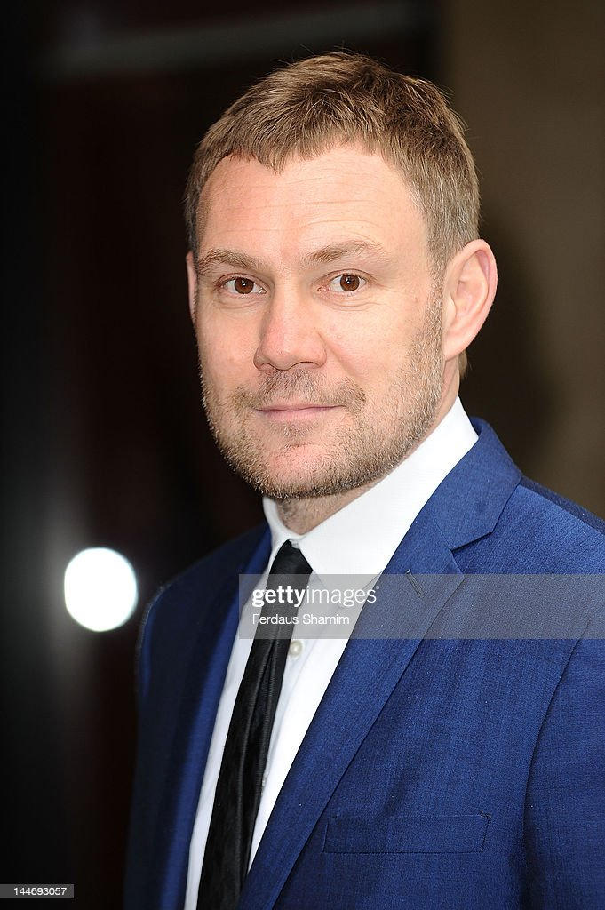 David Gray attends Ivor Novello Awards at Grosvenor House, on May 17, 2012 in London, England.