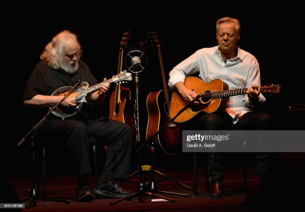 Tommy Emmanuel And David Grisman In Concert - Virginia Beach, Virginia