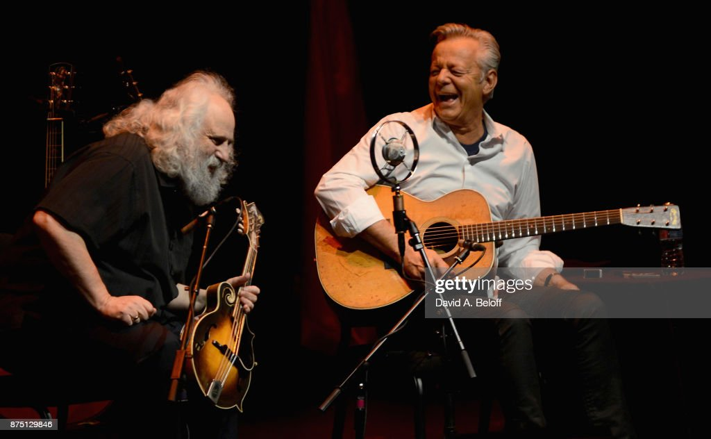 Tommy Emmanuel And David Grisman In Concert - Virginia Beach, Virginia