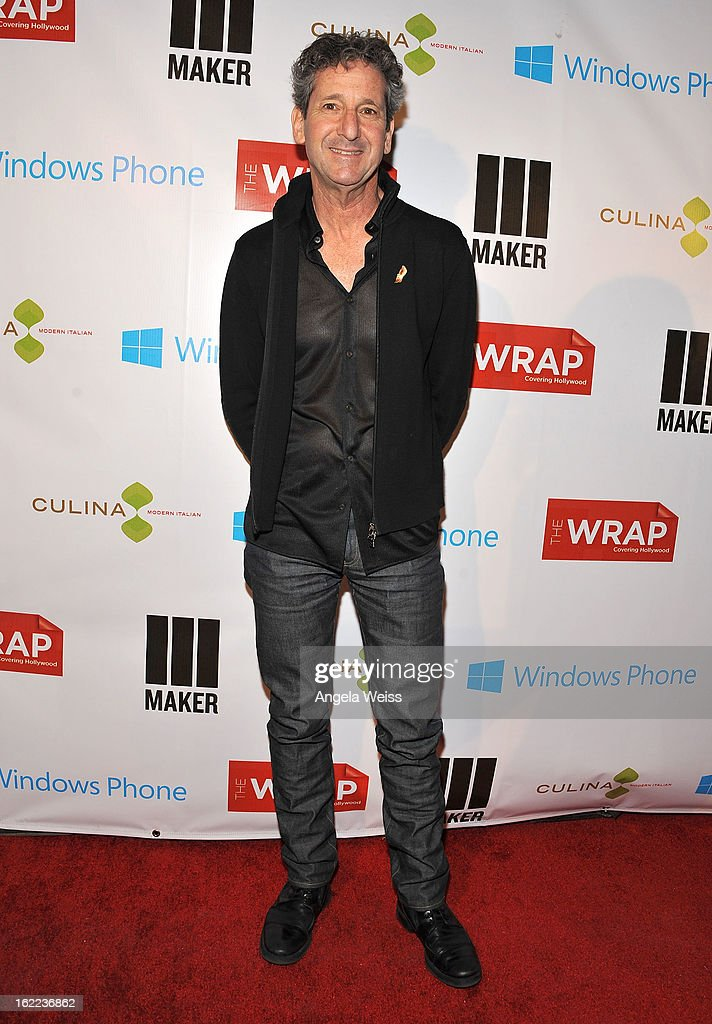 David Gropman arrives at TheWrap 4th Annual Pre-Oscar Party at Four Seasons Hotel Los Angeles at Beverly Hills on February 20, 2013 in Beverly Hills, California.