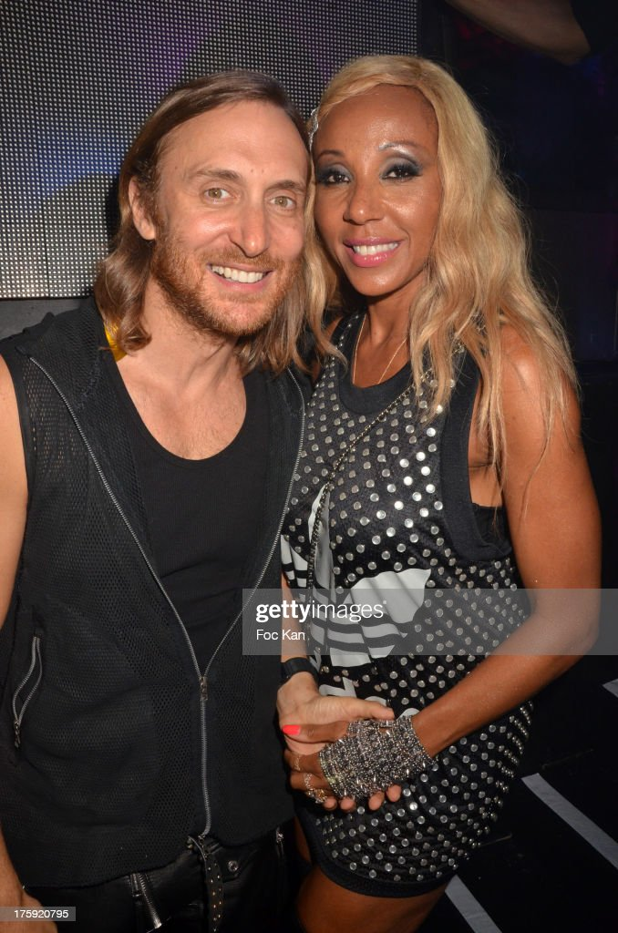 <a gi-track='captionPersonalityLinkClicked' href=/galleries/search?phrase=David+Guetta&family=editorial&specificpeople=2825542 ng-click='$event.stopPropagation()'>David Guetta</a> and <a gi-track='captionPersonalityLinkClicked' href=/galleries/search?phrase=Cathy+Guetta&family=editorial&specificpeople=624131 ng-click='$event.stopPropagation()'>Cathy Guetta</a> attend the <a gi-track='captionPersonalityLinkClicked' href=/galleries/search?phrase=David+Guetta&family=editorial&specificpeople=2825542 ng-click='$event.stopPropagation()'>David Guetta</a> Party at The Gotha Club on August 3, 2013 in Saint Tropez, France.