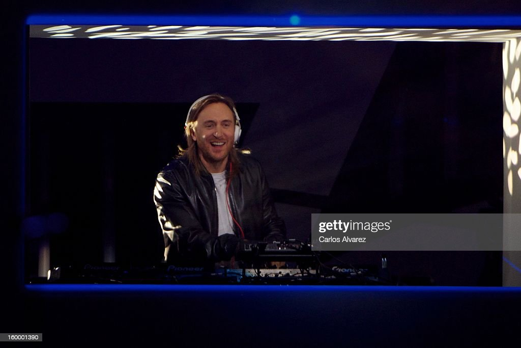 <a gi-track='captionPersonalityLinkClicked' href=/galleries/search?phrase=David+Guetta&family=editorial&specificpeople=2825542 ng-click='$event.stopPropagation()'>David Guetta</a> performs on stage during '40 Principales Awards' 2012 at Palacio de los Deportes on January 24, 2013 in Madrid, Spain.