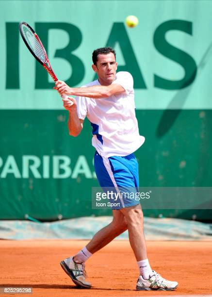 David GUEZ Roland Garros 2011 Paris