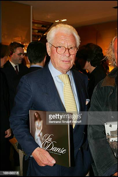 David Hamilton at Booksigning And Launch Party For 'Ferretti'