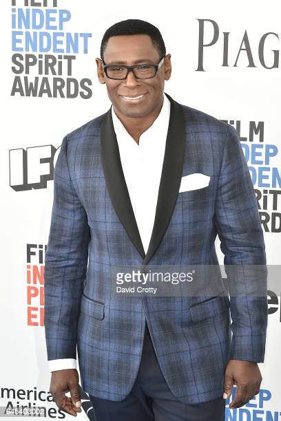 David Harewood attends the 2017 Film Independent Spirit Awards Arrivals on February 25 2017 in Santa Monica California