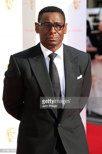 David Harewood attends the House of Fraser British Academy Television Awards at Theatre Royal on May 10 2015 in London England