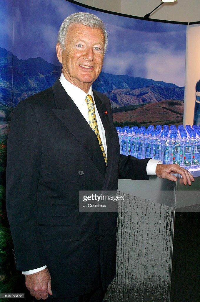Mercedes-Benz Fashion Week Spring 2004 - Fiji Water Bar
