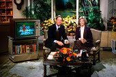 David Hartman and Joan Lunden on GMA DAVID