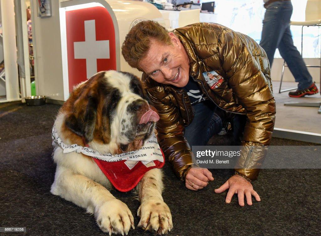 ALPINRESORTS.com brings the Hero Hoff Snow to the London Ski & Snowboard Show