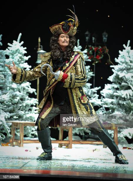 David Hasselhoff attends the First Family Entertainment Pantomime photocall at the Piccadilly Theatre on November 26 2010 in London England