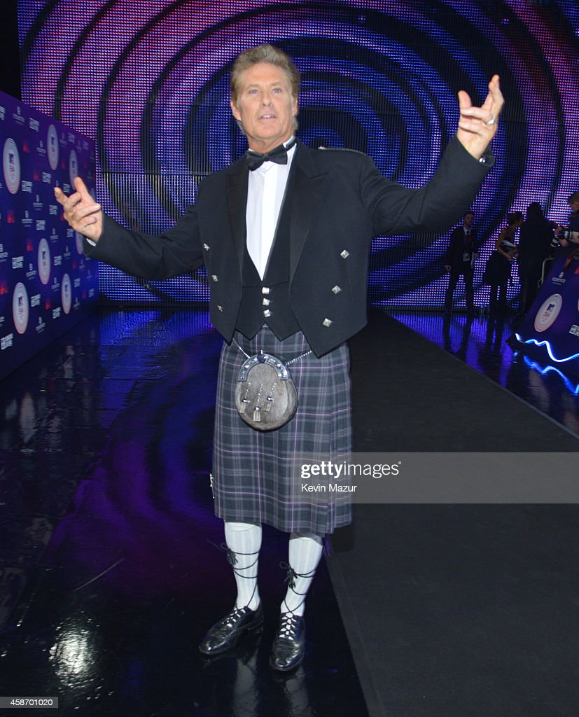 <a gi-track='captionPersonalityLinkClicked' href=/galleries/search?phrase=David+Hasselhoff&family=editorial&specificpeople=209380 ng-click='$event.stopPropagation()'>David Hasselhoff</a> attends the MTV EMA's 2014 at The Hydro on November 9, 2014 in Glasgow, Scotland.