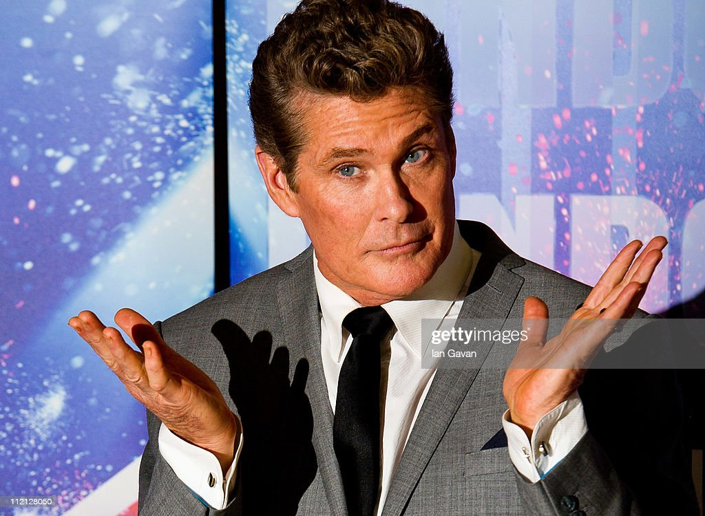 <a gi-track='captionPersonalityLinkClicked' href=/galleries/search?phrase=David+Hasselhoff&family=editorial&specificpeople=209380 ng-click='$event.stopPropagation()'>David Hasselhoff</a> attends the press launch for the 'Britain's Got Talent' television series at The Mayfair Hotel on April 13, 2011 in London, England.