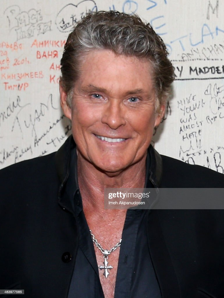 <a gi-track='captionPersonalityLinkClicked' href=/galleries/search?phrase=David+Hasselhoff&family=editorial&specificpeople=209380 ng-click='$event.stopPropagation()'>David Hasselhoff</a> attends The Texas Tenors performance at the Desert Symphony's 25th Anniversary Series at the McCallum Theater on April 10, 2014 in Palm Desert, California.