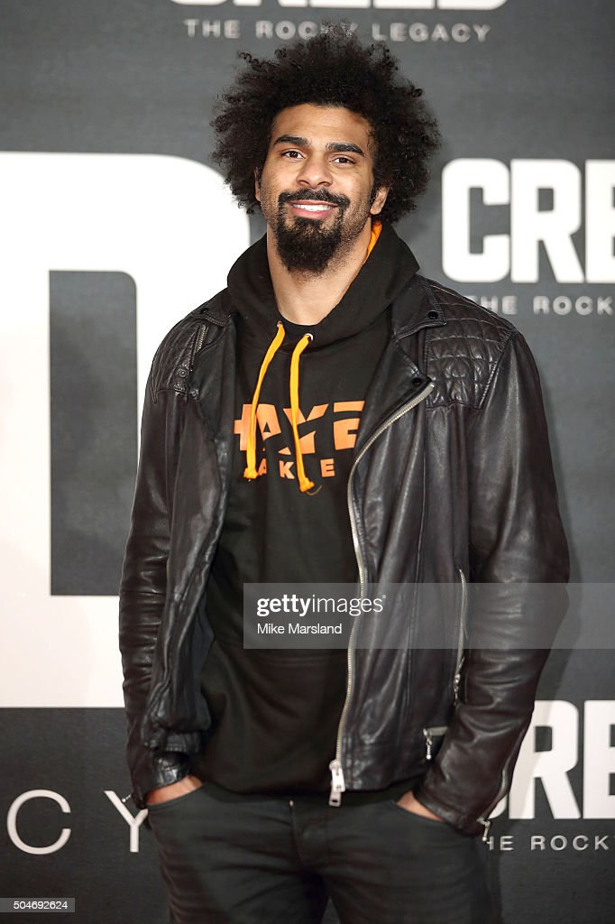 """Creed"" - European Premiere - Red Carpet Arrivals"