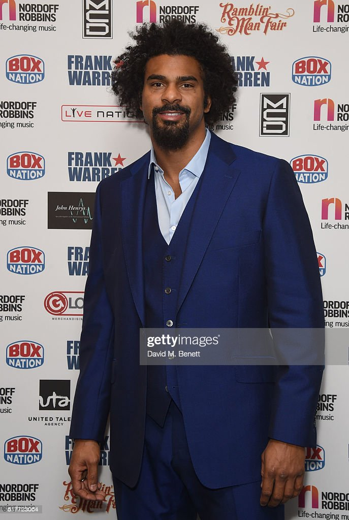Nordoff Robbins Boxing Dinner