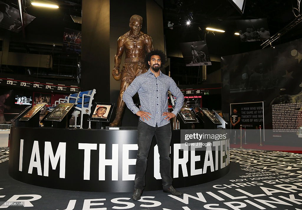 I Am The Greatest: Muhammad Ali preview at The O2 Exhibition