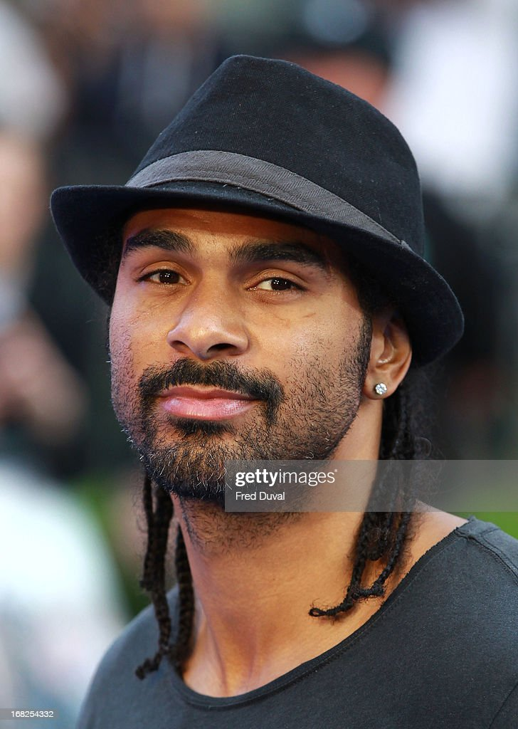 <a gi-track='captionPersonalityLinkClicked' href=/galleries/search?phrase=David+Haye&family=editorial&specificpeople=220778 ng-click='$event.stopPropagation()'>David Haye</a> attends The UK Film Premiere of The Fast And The Furious 6 at The Empire Cinema on May 7, 2013 in London, England.
