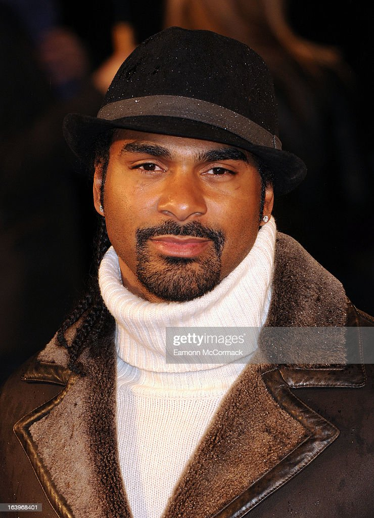 <a gi-track='captionPersonalityLinkClicked' href=/galleries/search?phrase=David+Haye&family=editorial&specificpeople=220778 ng-click='$event.stopPropagation()'>David Haye</a> attends the UK premiere of 'G.I. Joe: Retaliation' at Empire Leicester Square on March 18, 2013 in London, England.