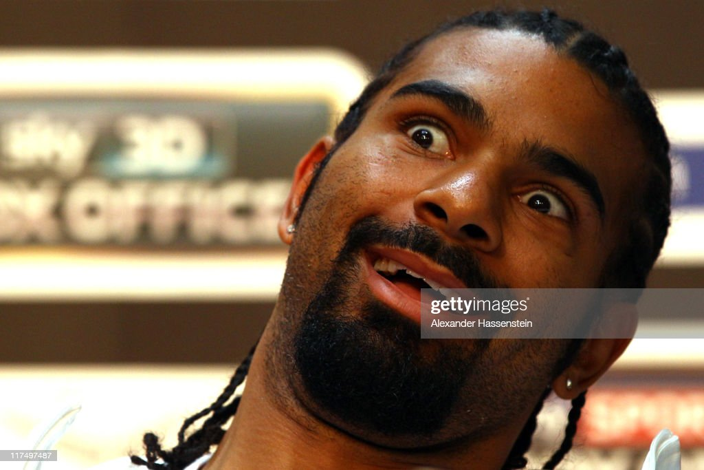 Wladimir Klitschko v David Haye - Press Conference